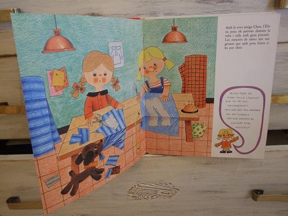 llibre Elena interior 2 Petit taller de costura