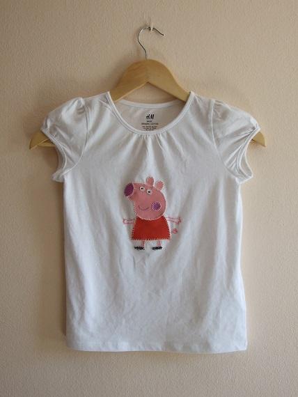 samarreta Peppa Pig Petit taller de costura